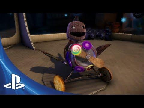 LittleBigPlanet Karting - Launch Trailer - 0 - LittleBigPlanet Karting – Launch Trailer