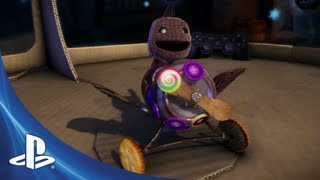 LittleBigPlanet Karting Launch Trailer