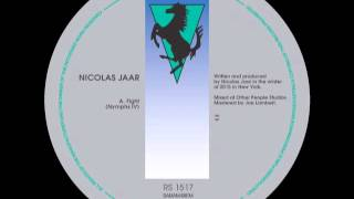 Nicolas Jaar - Fight