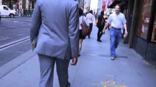 Andy Cohen: Time-Lapse  Test, Morning Commute