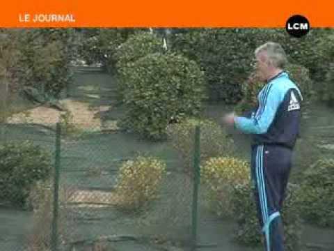 LCM Marseille - Éric Gerets: le gourou belge