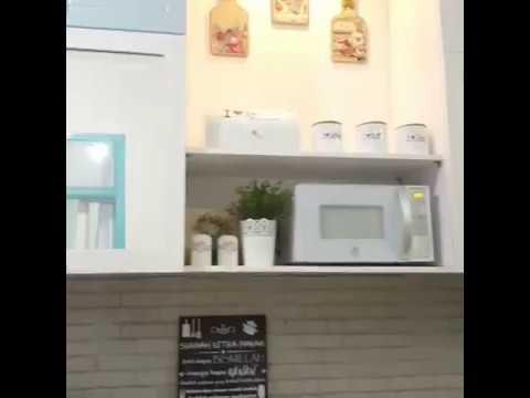 Naif Furniture jasa pembuatan kitchen set di bandung Hub 0896-1474-9219