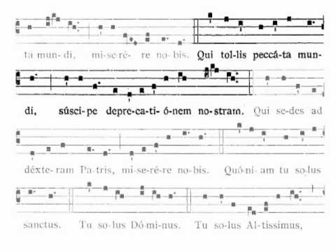 missa VIII de angelis   Gloria