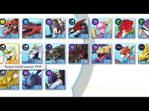Digimon Story: Cyber Sleuth - All Digimons Unlocked + Review!