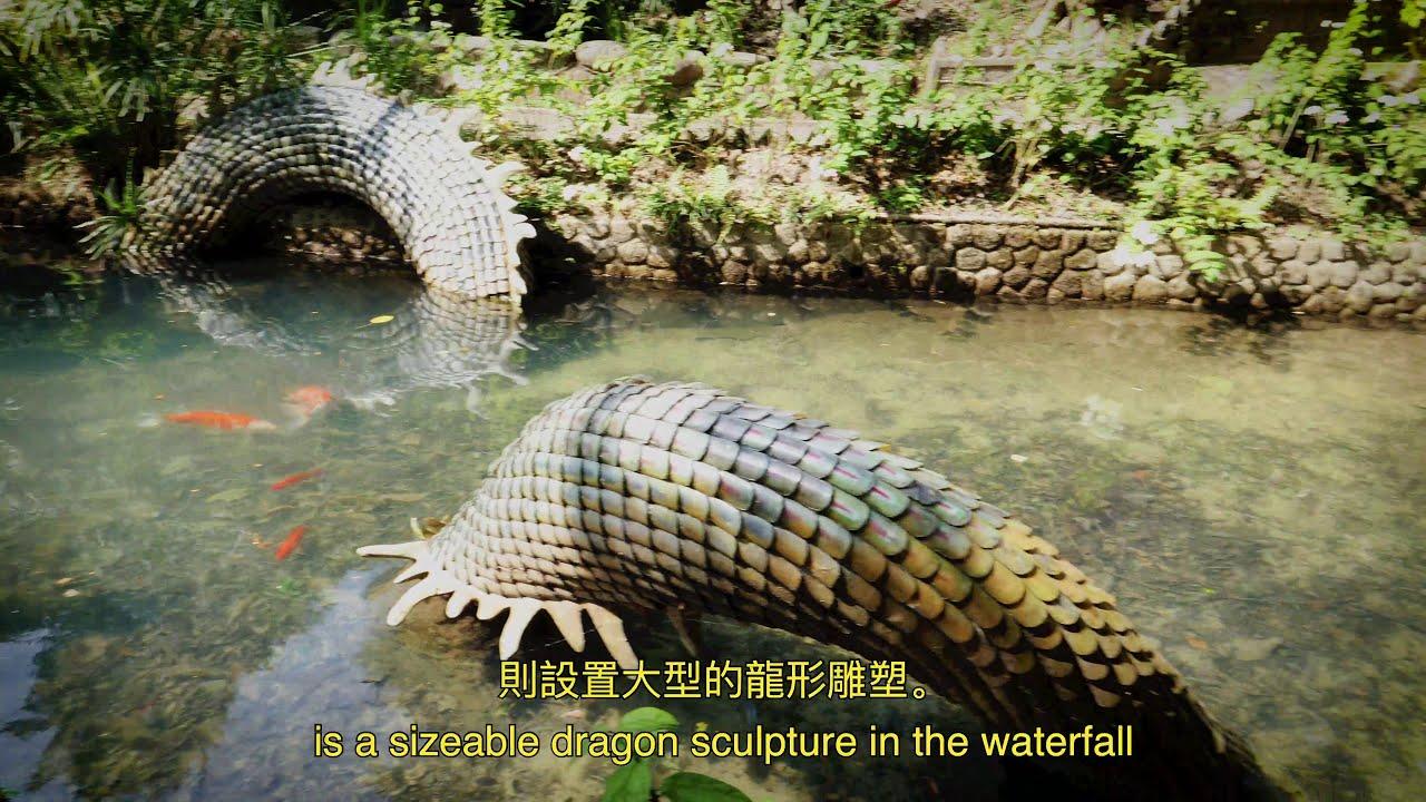 「一圓六季」與藝術家楊沛鏗一遊龍圃花園 | Dragon Garden tour with Trevor Yeung