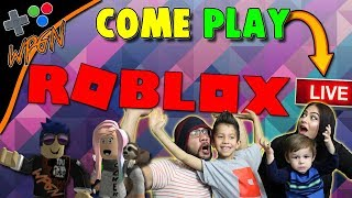 🔥 ROBLOX 🔥 LIVE NOW - PLAYING  Speed Run  / Jailbreak and More (viewers choice)  (2-13-18)