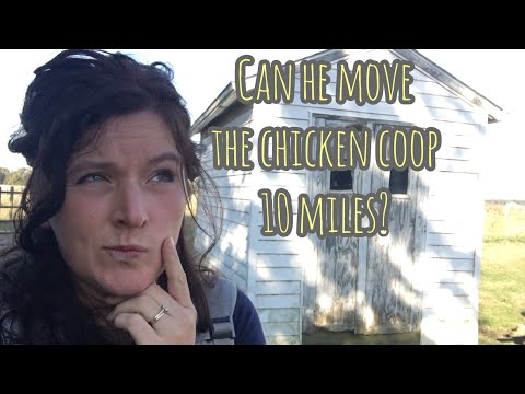 Can He Move the Chicken Coop 10 Miles?