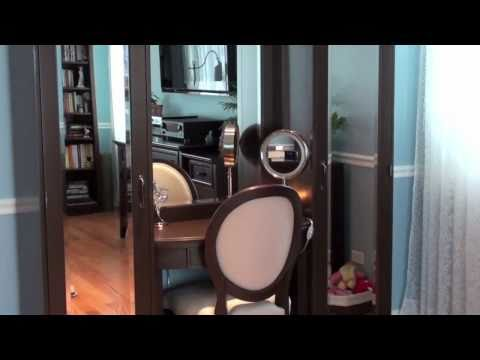Vanity Makeup Organization & Giveaway (CLOSED)