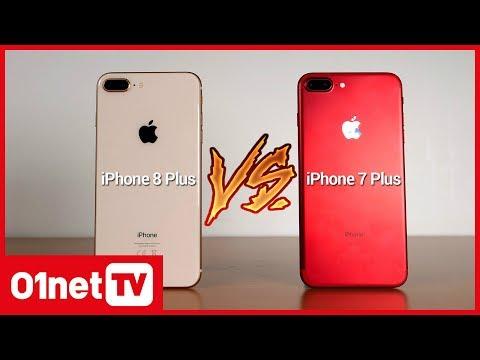 iPhone 7 et iPhone 8 d'Apple : une vraie différence ?