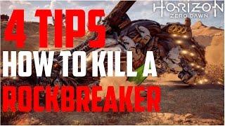 Horizon Zero Dawn - How To Kill A Rockbreaker