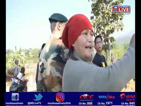 Tension along Manipur-Myanmar border; Myanmarese army trespasses into village near Moreh