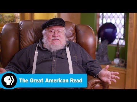 "THE GREAT AMERICAN READ | George R. R. Martin Discusses ""The Lord of the Rings"" 