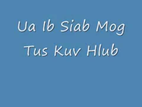 Ua Ib Siab Mog Tus Kuv Hlub thumbnail