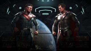 Injustice 2 BobbySpecialist Superman comeback ps4 pro 60FPS