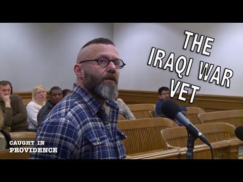 the Iraqi War Veteran and True Love