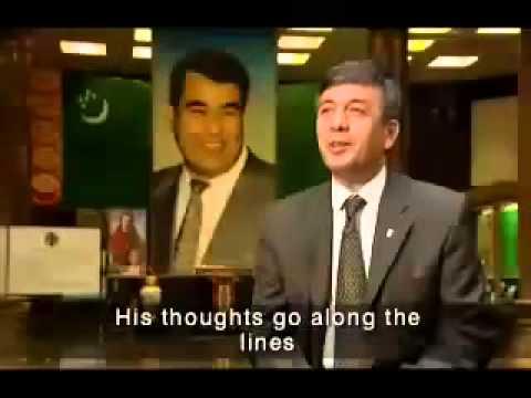 Современная пропаганда. President for Life   Turkmenistan