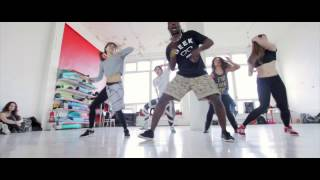 Afro Intensive with Blaakow Dancer | 1st day | Moscow | Russia | March