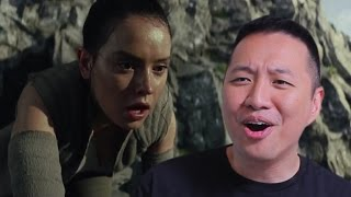 Star Wars: The Last Jedi Teaser Trailer Reaction and Review