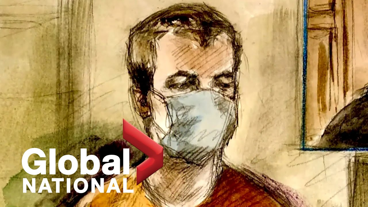 Global National: June 14, 2021   Terrorism charges laid in London, Ont. attack