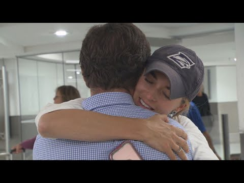 Medical Students Return Home to U.S. After Being Stranded by Hurricane