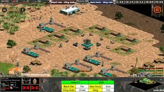 C3T5 | 2vs2 Random | Mạnh Hào - Hồng Quân vs Nam Sociu - Sáng Cola | Ngày 16-02-2019