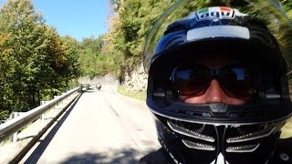 11 Countries, 16 Days, 3000 Miles - Europe Motorbike Trip Highlights Part 2