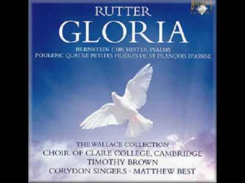 Rutter   Gloria and other sacred music