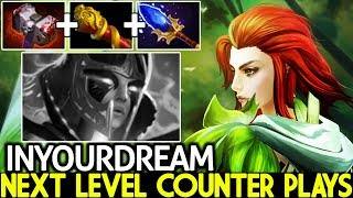 Inyourdream [Windranger] Next Level Counter Plays Insane Arrow Damage 7.22 Dota 2