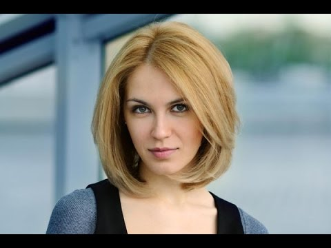 Fashion in Layered Medium Bob Hairstyle for Thick Hair - YouTube