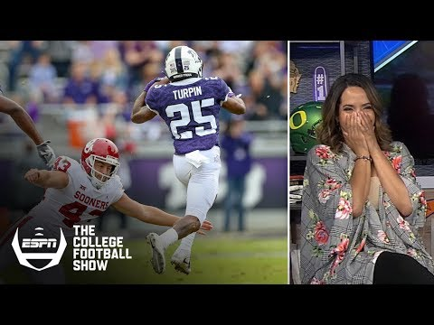 College football Week 8's 'Holy Cow' moments | The College Football Show