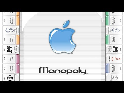"""Why Businesses like """"Apple"""" Love Monopoly 