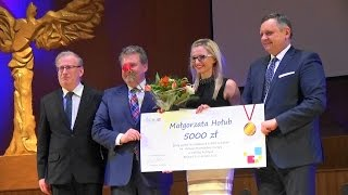 Małgorzata Hołub Sportowiec Roku 2016 Koszalin