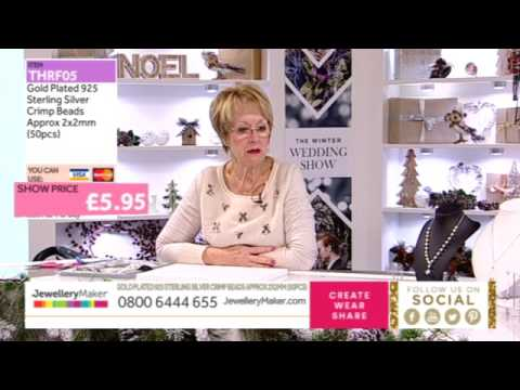 Jewellery Maker Live 3/12/2016 - 8am - 1pm