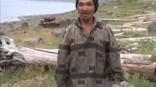 Северный народ КЕТЫ - вымирание из-за алкоголя.