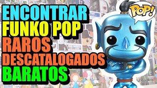 CÓMO ENCONTRAR FUNKO POP DESCATALOGADOS Y BARATOS