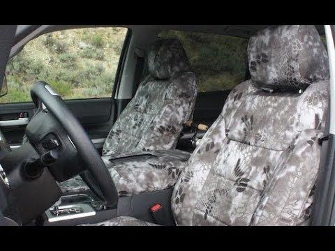 Toyota Tundra Seat Covers >> 2017 Toyota Tundra Seat Covers Kryptek Raid