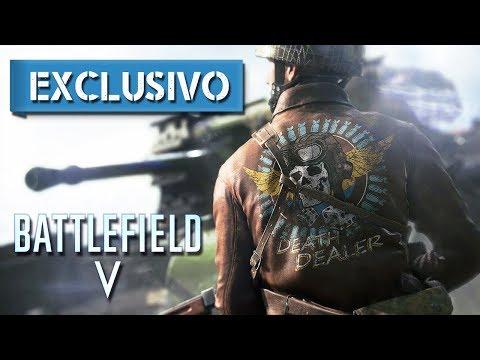 BATTLEFIELD V En Exclusiva (Customización, Refuerzo de Escuadrón, Combined Arms & Más)