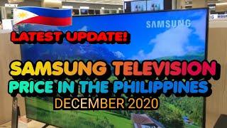 SAMSUNG TELEVISION PRICE LIST 2020 | LATEST UPDATE | SM APPLIANCE