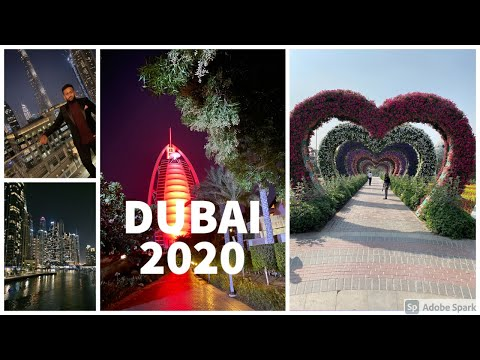 DUBAI VLOG 2020 #2 | INSIDE WORLDS TALLEST BUILDING! | BEST THINGS TO DO IN DUBAI AS A TOURIST!