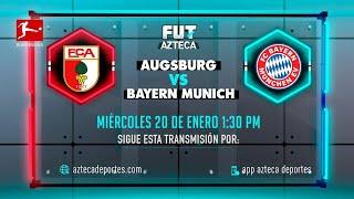 Augsburgo vs Bayern Múnich | Bundesliga Jornada 17