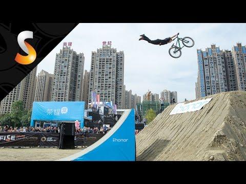REPLAY Final Mountain Bike Slopestyle Pro - FISE World Chengdu-China 2016