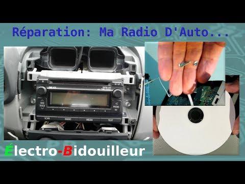 EB_#163 Réparation: Radio d'Auto au Comportement Intermittent...
