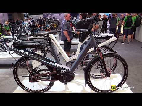 2017 Reise & Muller Culture Automatic Bike - Walkaround - 2016 Eurobike