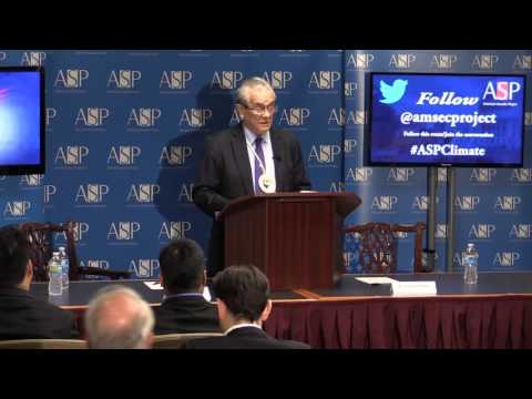 Climate Change, Diplomacy, and National Security: FM Tony de Brum, Marshall Islands