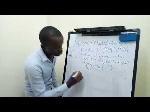 Learn forex trading in Kampala Uganda