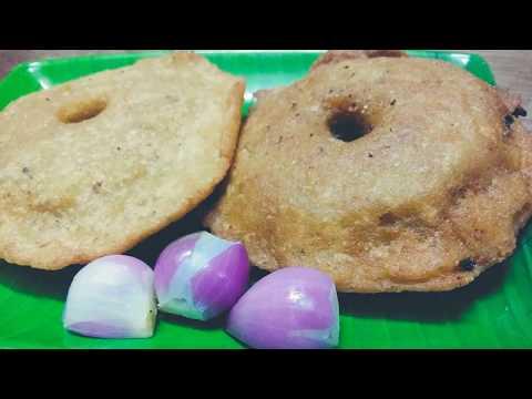 VAADA recipe  South indian traditional recipe   traditional indian snack   indian snack