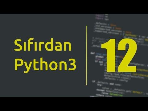 Sıfırdan Python3 - #12 [Mantıksal İşleçler]