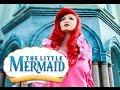 Little Mermaid cosplay - Ariel in nightdress
