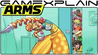 ARMS 3.0 Update Tour! Playing as Lola Pop, Via Dolce Arena, & Configurable Controls