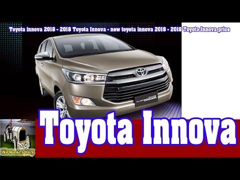 Toyota innova 2018-2018 Toyota Innova-new toyota innova 2018-2018 Toyota Innova price - New cars buy